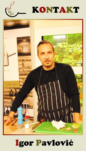 Igor Pavlovic Ketering Beograd