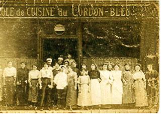 Cordon Bleu škola 1896