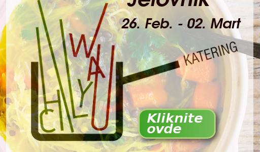 JELOVNIK  26. Februar – 02. Mart  2018.