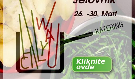 Jelovnik 26. – 30. Mart 2018.